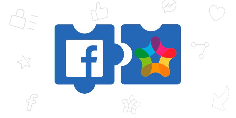 Connexion facile sur myMega grâce à votre profil Facebook