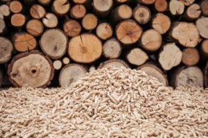 Pellets- Biomasse
