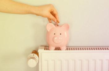 dalende energieprijzen