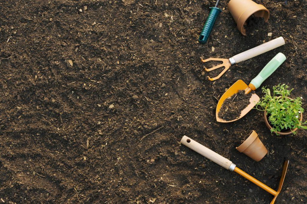 Ecologische buitenactiviteiten: 1e aflevering – tuinieren