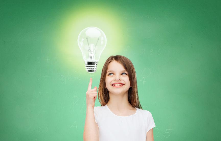 Energie besparen, da's kinderspel!
