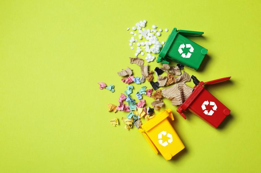 Le tri de vos déchets, le reflet de votre respect pour l'environnement.