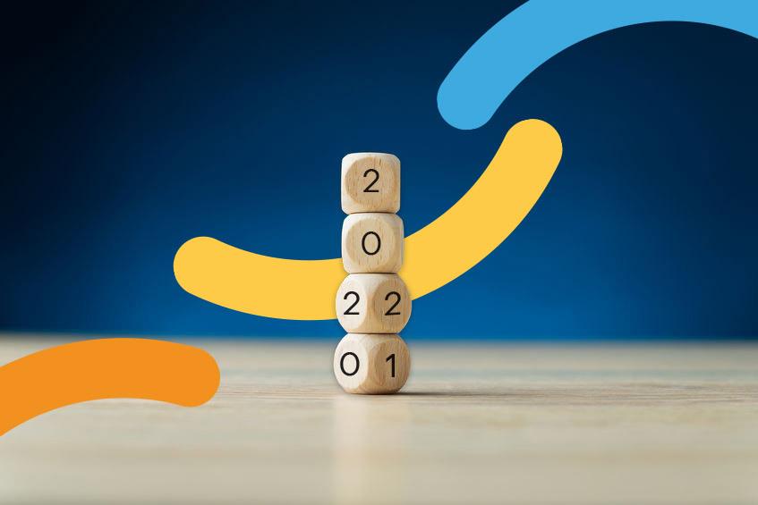 Het jaar 2020 van Mega