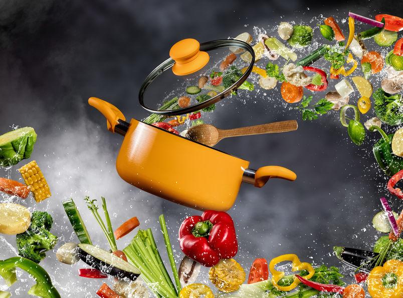 Économies d'énergie en cuisine.