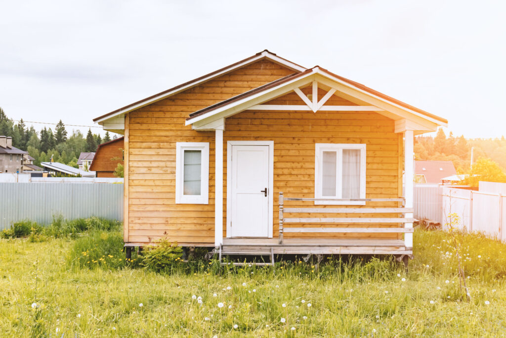 Tiny houses : petites maisons, grand impact !