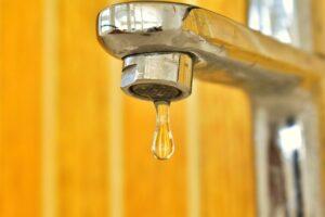 Diminuez votre consommation d'eau.