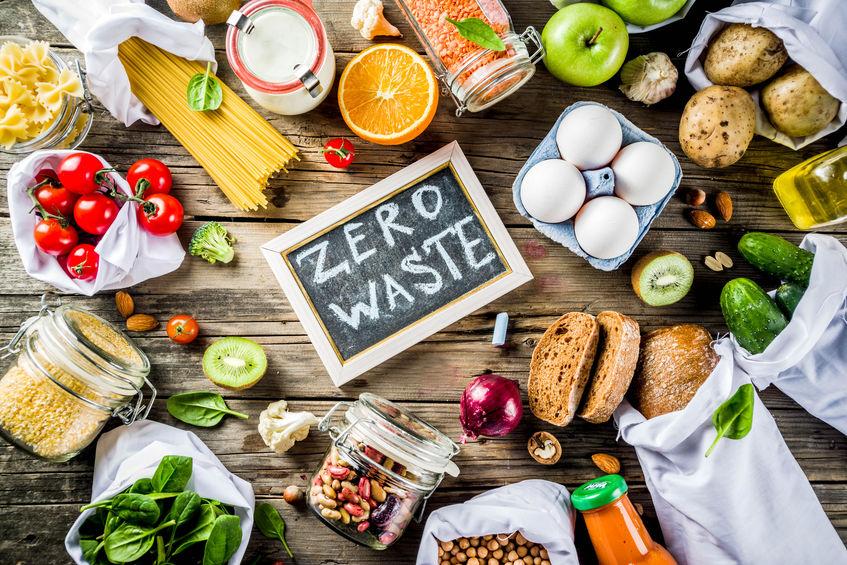 Zero waste: geen afval, geen probleem!