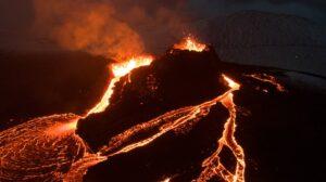 géothermie volcanique