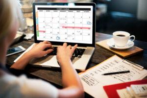 Kalender plannen